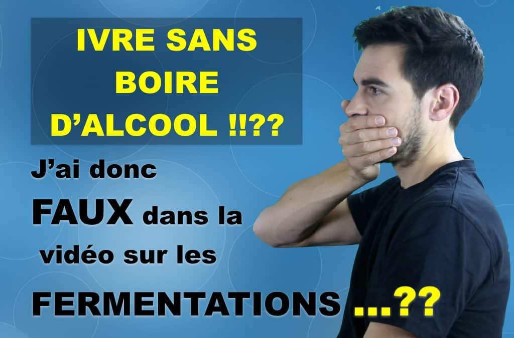 IVRE SANS BOIRE D'ALCOOL ?