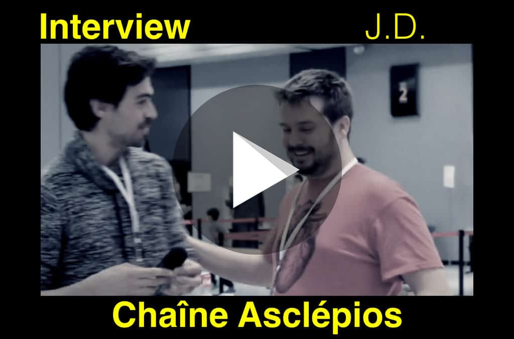 Interview J.D. Asclépios
