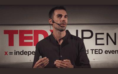 Ma conférence TEDx Dimitri Garcia